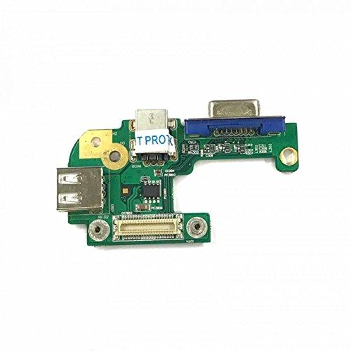 DC Jack Board USB Netzteilbuchse Strombuchse komp. für P/N: DQ1 5DN 15 CRT Board (Crt-board)