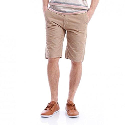 Levis Shorts Men–Chino Shorts 221–Camel Beige 36
