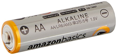 Zoom IMG-3 amazonbasics pile stilo alcaline aa