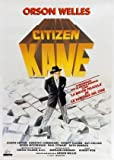 CITIZEN KANE – Orson Welles - Spanish Imported Movie Wall Poster Print - 30CM X 43CM Brand New