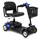 Pride Mobility Go-Go Elite Traveller LX - 4 Wheel Mobility Scooter Electric Scooters for Adult