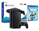 PS4 Slim 1TB schwarz Playstation 4 Konsole
