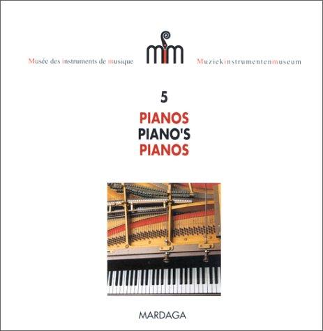 Pianos par Vandervellen