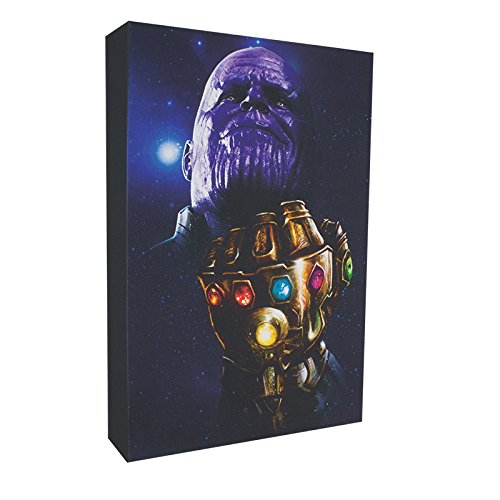 Paladone Infinity War Marvel Luminart, Multicolor