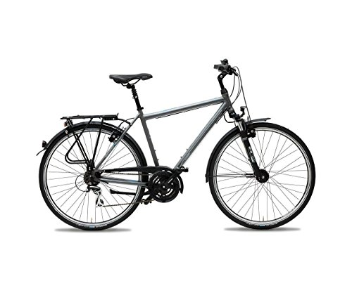 Gudereit LC-30 Printing, He, 48 cm Herren Fahrrad Trekking 28 Zoll 24 Gang
