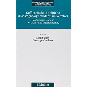 L'efficacia Delle Politiche Di Sostegno Agli Studenti Universitari. L'esperienza Italiana Nel Panorama Internazionale