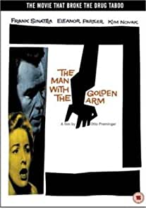 Man With the Golden Arm [DVD]