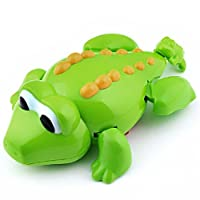 Kids Toys Learning Toy for Toddlers Baby Children Kids Bath Toy Crocodile Animal Pool Toys Swimming Toy