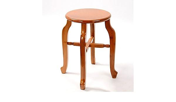 Seggiolini da tavolo piccolo sgabello bamboo stool sgabelli
