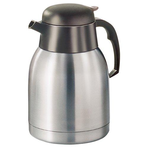 Kaffeekanne Isolierkanne Thermoskanne Thermokanne Edelstahl 1,5 l