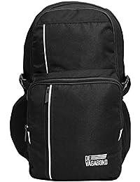 Devagabond 34 Ltrs Black School Backpack (Tom_1_ Black)