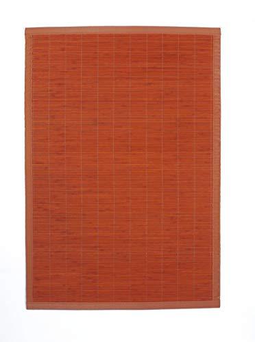 RIDDER Holzvorleger Beach rot 60x90 cm