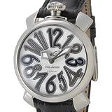 Gaga Milano Napoleone orologio unisex 5020.5spedizione gratuita stock