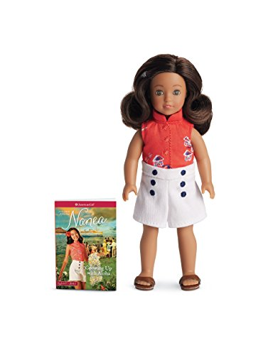 Nanea Mini Doll [With Mini Abridged Version Book