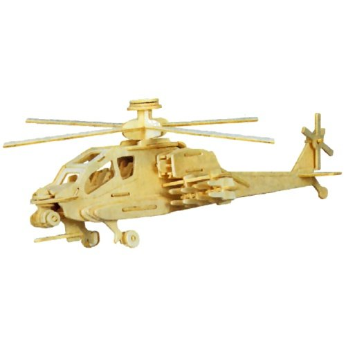 Apache - Woodcraft Construction Kit