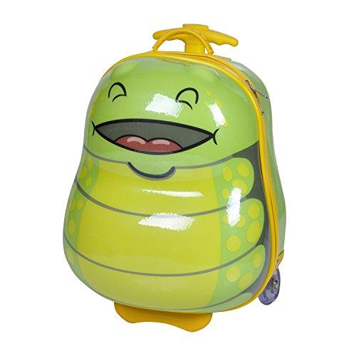 Knorrtoys 14520 - Bouncie Trolley Bug Lemon
