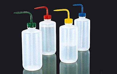 Nalge 028912LDPE Waschen Flasche Grün 500ml Gap (Pack von 6) -