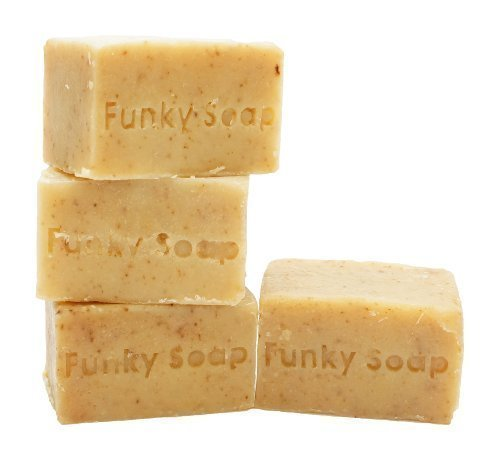 1 pc Banana & Honey dry skin Soap 100% Natural Handmade 120g100% Natural Handmade aprox.120g