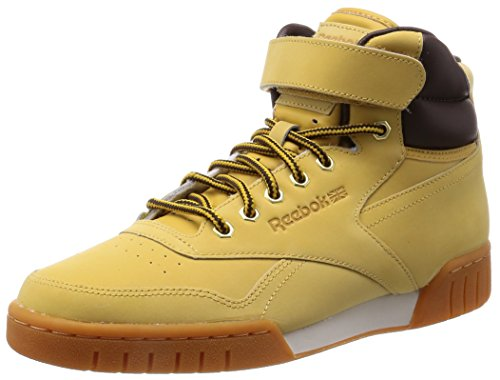 Reebok - Exofit Plus HI WP - Color: Beige-Marrone - Size: 44.0