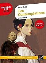 Les Contemplations, Livres I à IV (Bac 2020) - Suivi du parcours « Les Mémoires d'une âme » de Hugo