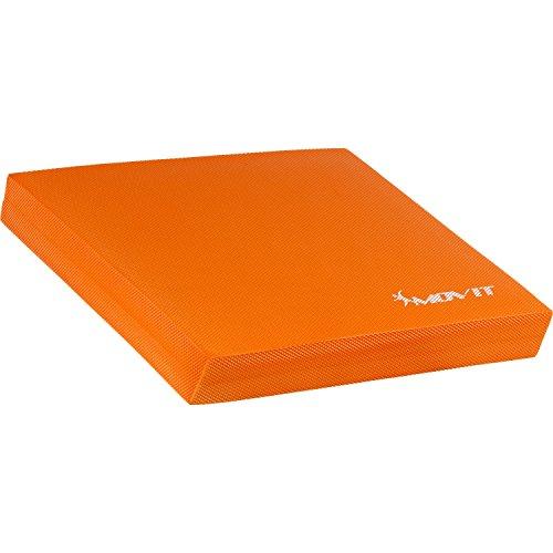 MOVIT Balance Pad »Dynamic Base«, 48x38x5,8cm, orange, Training für Gleichgewicht und Koordination