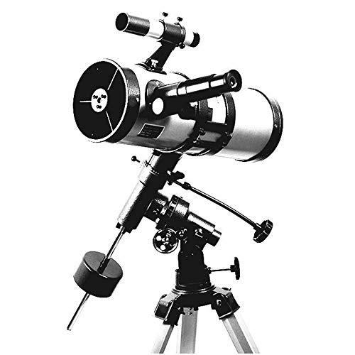 LISAY Telescopio astronómico 1000 114 mm Montaje