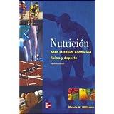 NUTRICION PARA LA SALUD CONDICION FISICA Y DEPORTE