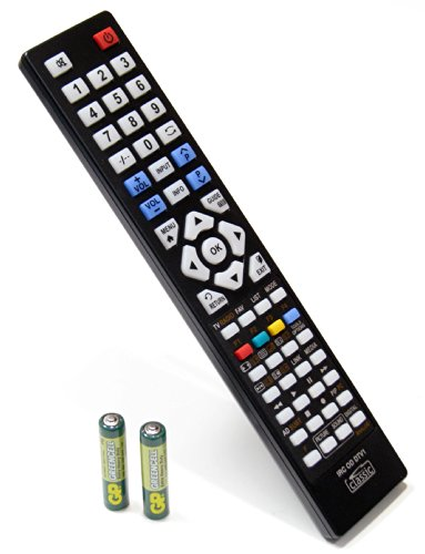 replacement-remote-control-for-videocon-vu194ldd-batteries-included