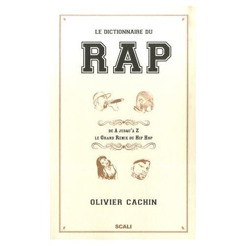 Le dictionnaire du Rap