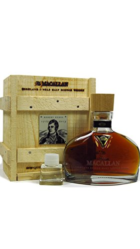 Macallan - Robert Burns Semiquincentenary - 1998 12 year old Whisky