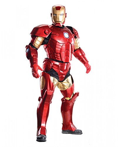 Horror-Shop Iron Man Kostüm Supreme Edition für Fasching -