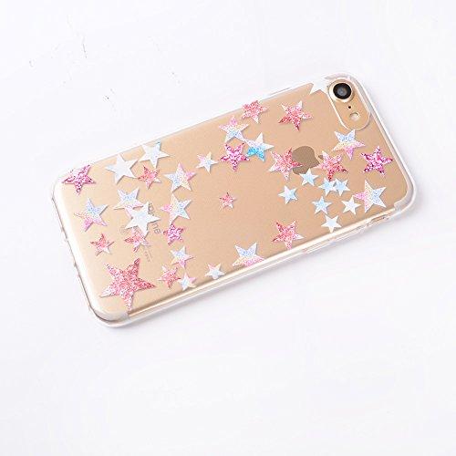 ZeWoo TPU Schutzhülle - TT004 / Diamant - für Apple iPhone 7 (4.7 inches) Silikon Hülle Case Cover TT008