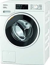 Miele WSG363 Freestanding Washing Machine with Quick Powerwash, 9 kg Load, 1400 rpm spin, White