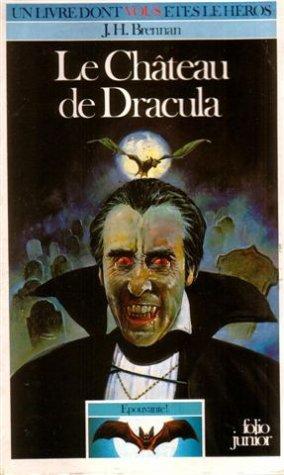 Épouvante, tome 1 : Le Château de Dracula par James Herbert Brennan