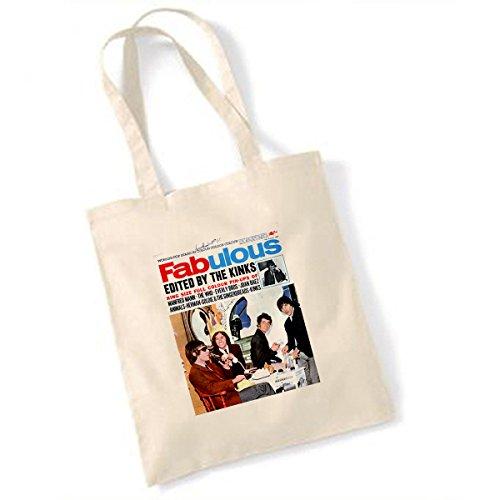 The Kinks Fabulous 14 août 1965 Sac fourre-tout