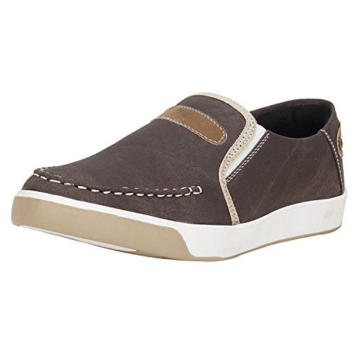 Kraasa 4062 Original Sneakers Brown UK 9