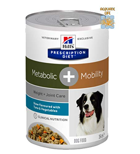 Hills - Prescription Diet Canine Stew - Metabolic+Mobility - Umido 1 x 354g