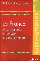 La France et ses régions, en Europe et dans le monde