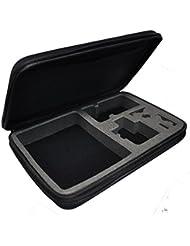 Tragbare Eva Stossfest Hartschalenkoffer Mode Tasche Fuer GoPro Hero 3 3 + L