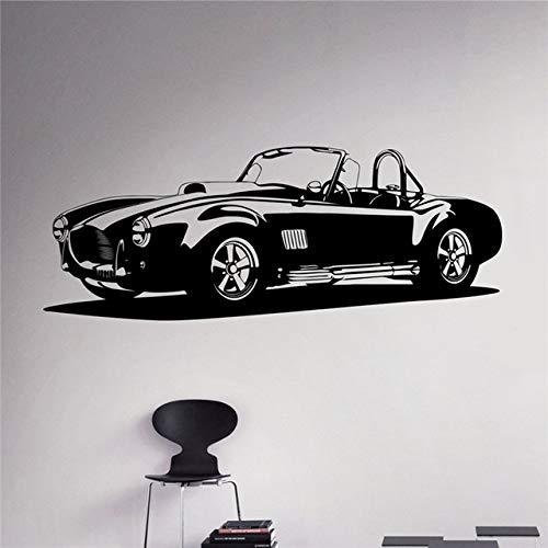 ufkleber Aufkleber Auto Wandtattoo Racing Vinyl Aufkleber Wohnkultur Ideen Art Interior Removable Design 46X120Cm ()