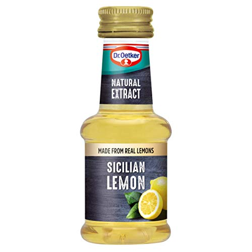 Dr. Oetker - Natural Extract - Sicilian Lemon - 35ml