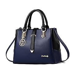 Idea Regalo - imbettuy nuovo stile di modo sacchetto di spalla casuale borsa Messenger retro borsa donna
