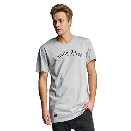 Cayler & Sons Herren Oberteile / T-Shirt Family First Grau
