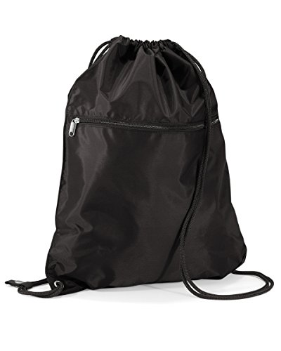 41N0YFIVJwL - BEST BUY #1 Quadra Men's QD071BLAC Senior Gym Sack, Black, One Size Reviews and price compare uk