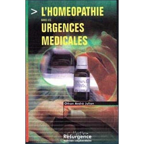 Homéopathie dans les urgences médicales