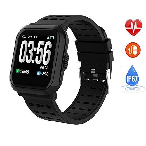 EFO SHM Smartwatch Fitness Armband Blutdruck Uhren