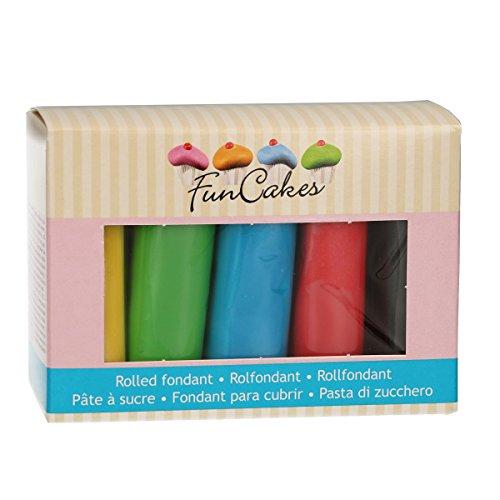 Multipack Pasta Zucchero X5–Funcakes