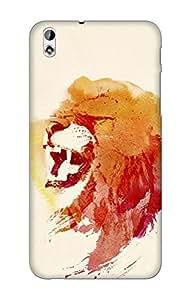 Blink Ideas Back Cover for HTC Desire 816G