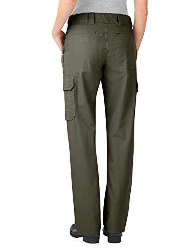 Dickies Damen Hose Tactical Green