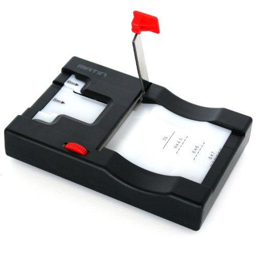Matin mehrere Slide Film Cutter für 35mm 6x 456x 66x 760mm Format